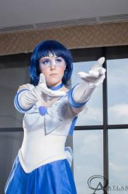 Sailor Mercury from Sailor Moon by LyddiDesign