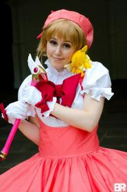 Sakura Kinomoto from Card Captor Sakura worn by LyddiDesign