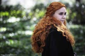 Merida from Brave worn by LyddiDesign