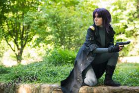 Motoko Kusanagi from Ghost in the Shell S.A.C worn by LyddiDesign