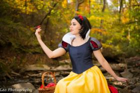 Snow White from Disney Princesses worn by LyddiDesign