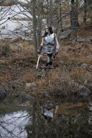 Lydia from Elder Scrolls V: Skyrim