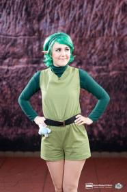Saria from Legend of Zelda: Ocarina of Time  by LyddiDesign