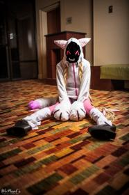 Taokaka from BlazBlue: Continuum Shift worn by Tentacat