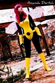Pixie from X-Men worn by RetroElectric