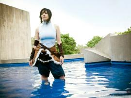 Korra from Legend of Korra, The worn by Sasha-Dee