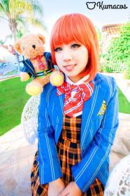 Nanami Haruka from Uta no Prince-sama - Maji Love 1000% worn by Tsubaki Ai