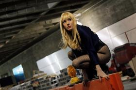 Black Canary from DC Comics worn by Intergalaktik