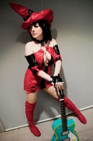 I-No from Guilty Gear XX by GalaktikMermaid