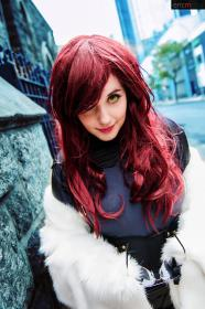Mitsuru Kirijo from Persona 4: Arena worn by GalaktikMermaid