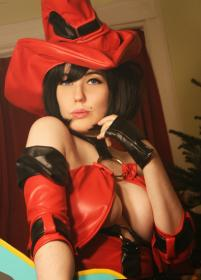 I-No from Guilty Gear XX worn by GalaktikMermaid