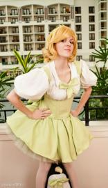 Fuu Hououji from Magic Knight Rayearth worn by Whats Shakin Bacon