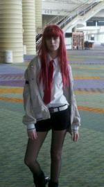 Kurisu Makise from Steins;Gate worn by Kaidan Cosplays