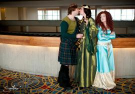 Merida from Brave worn by OhMochaFrappe