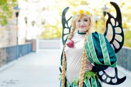 Mercedes from Odin Sphere worn by OhMochaFrappe