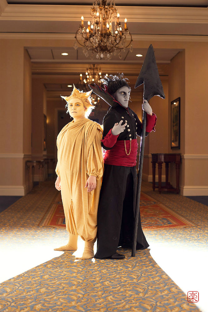 Pitch Black from Rise of the Guardians by Fraxinus Cosplay ... Rise Of The Guardians Cosplay