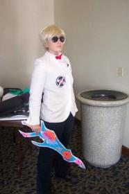 Dave Strider from MS Paint Adventures / Homestuck worn by seerofsarcasm