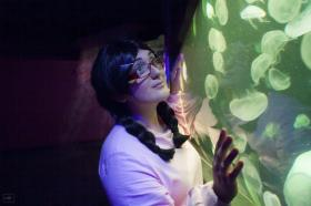Tsukimi Kurashita from Princess Jellyfish worn by Fraxinus Cosplay
