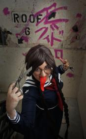Touko Fukawa from Dangan Ronpa worn by Fraxinus Cosplay