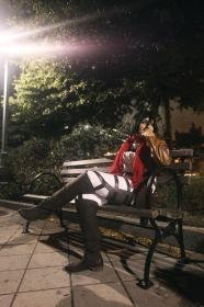 Mikasa Ackerman from Attack on Titan worn by seerofsarcasm