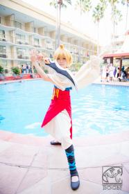 Alibaba Saluja from Magi Labyrinth of Magic worn by IORI☆CHAMA