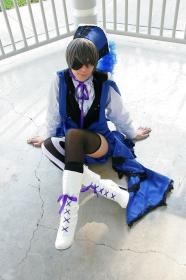 Ciel Phantomhive from Black Butler worn by FairyCakesCos