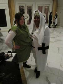 Prussia / Gilbert Weillschmidt from Axis Powers Hetalia worn by Gabby E