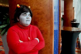 Kankri Vantas from MS Paint Adventures / Homestuck worn by Gabby E