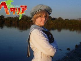 Sealand from Axis Powers Hetalia worn by AkwardStranger