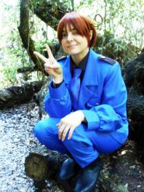 Italy (Veneziano) / Feliciano Vargas from Axis Powers Hetalia worn by AkwardStranger