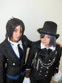 Sebastian Michaelis from Black Butler worn by AkwardStranger