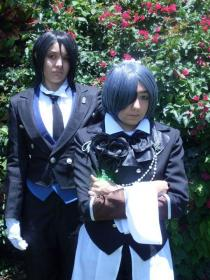 Ciel Phantomhive from Black Butler worn by CupcakeMassacreBear
