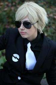 Dave Strider from MS Paint Adventures / Homestuck worn by Kait Charinsma