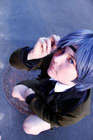 Ciel Phantomhive from Black Butler worn by Kait Charinsma