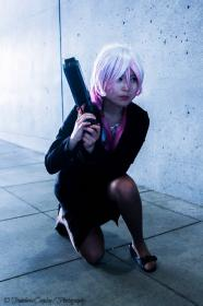 Inori Yuzuriha from Guilty Crown (Worn by AELITA)