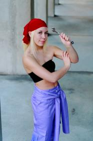 Winry Rockbell from Fullmetal Alchemist worn by Light