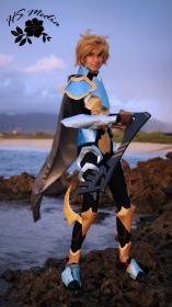 Ven from Kingdom Hearts Birth by Sleep worn by J-Jo Cosplay