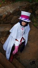 Mephisto Pheles from Blue Exorcist worn by J-Jo Cosplay