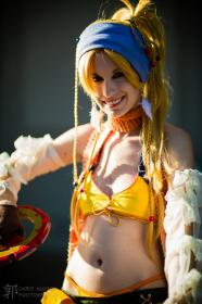 Rikku from Final Fantasy X-2 worn by J-Jo Cosplay