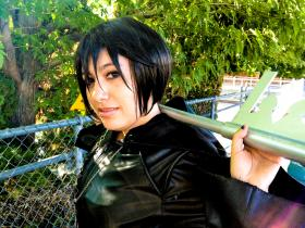 Xion from Kingdom Hearts 358/2 Days