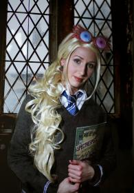 Luna Lovegood from Harry Potter worn by dismaldreary