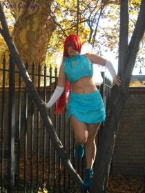 Bloom from Winx-club worn by Navi Cosplay