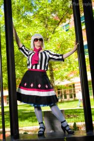 Photo Finish from My Little Pony Friendship is Magic worn by PhD Cosplay