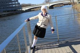 Tenshi / Kanade Tachibana from Angel Beats! worn by PhD Cosplay