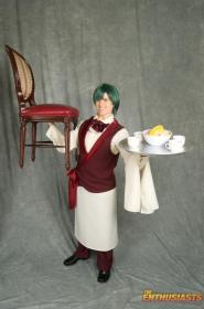 Ichinomiya Jun from Cafe Kichijoji de worn by PhD Cosplay