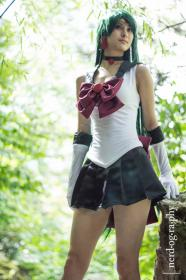 Sailor Pluto from Sailor Moon S worn by Soft Bells