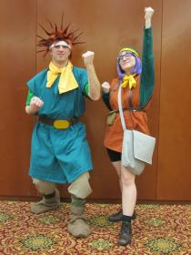 Lucca Ashtear from Chrono Trigger worn by rajamitsu