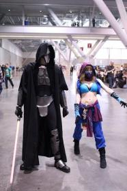 Sith Acolyte from Star Wars worn by Krieger