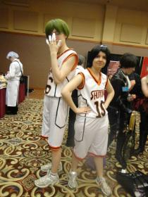 Kazunari Takao from Kuroko's Basketball worn by Sheep Prince