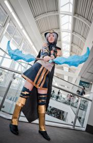 Ashe from League of Legends worn by beni K
